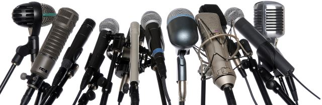 Professional Indemnity microphones